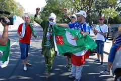 Treino Copa do Mundo Fifa 2014 - Argélia e Bélgica
