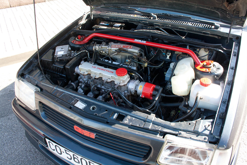 Opel Corsa A GSi MKII 14297402043_9bc87324d3_b