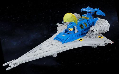 UCS SPACESHIP! SPACESHIP! SPACESHIP!