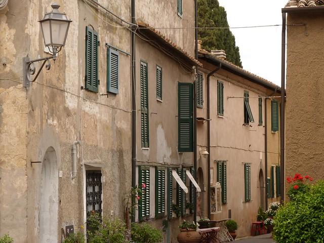 Bolgheri (Toscana, Italia)