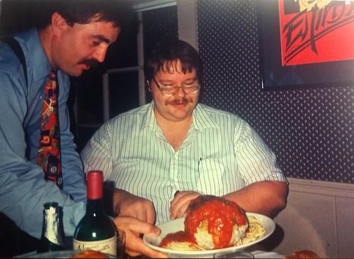 John Burns and the Giant Meatball