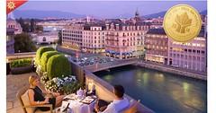 Nejpřátelštější hotely Švýcarska - PRIX BIENVENU.