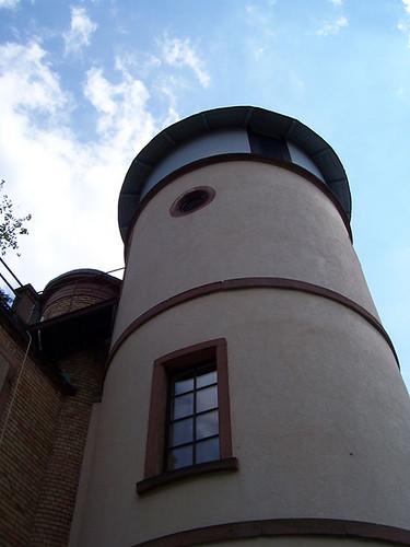 Wolf's observatory, Heidelberg, Germany