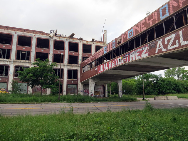 Packard Automotive Plant from Flickr via Wylio