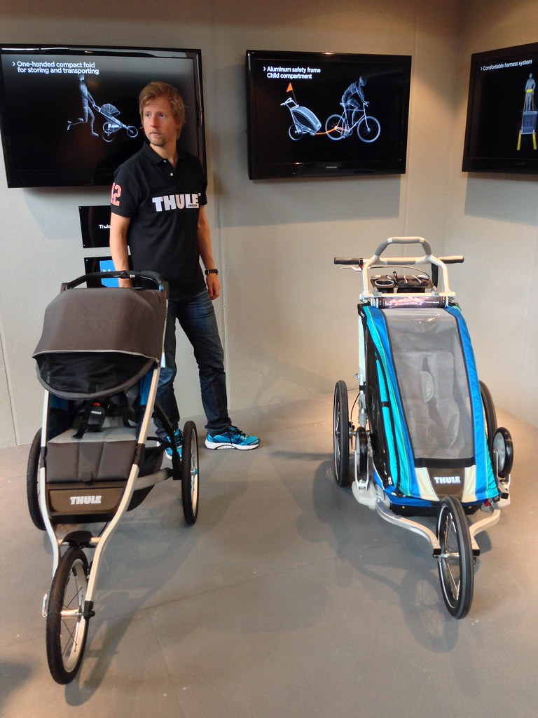 Thule Glider & Chariot