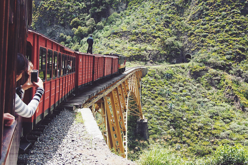 Ibarra Salinas train