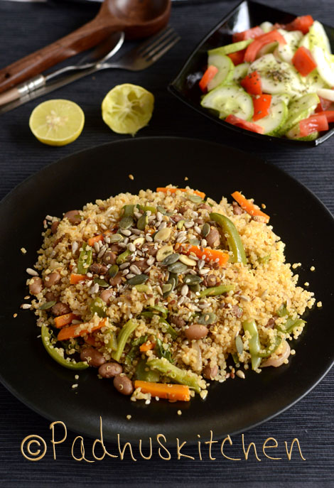 quinoa-vegetable-pilaf