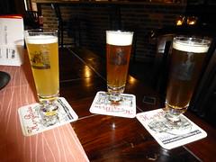 Bierprobe in Wittenberge