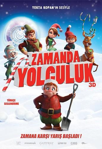 Zamanda Yolculuk - Saving Santa (2014)
