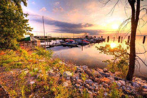 new york lake ny newyork port marina sunrise kent upstate champlain portkent lakechamplain portkentnewyork portkentny