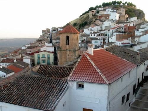 Jaén Chiclana de Segura - Iglesia de San Pedro Auth Gines Collado GPS 38.312567, -3.041089