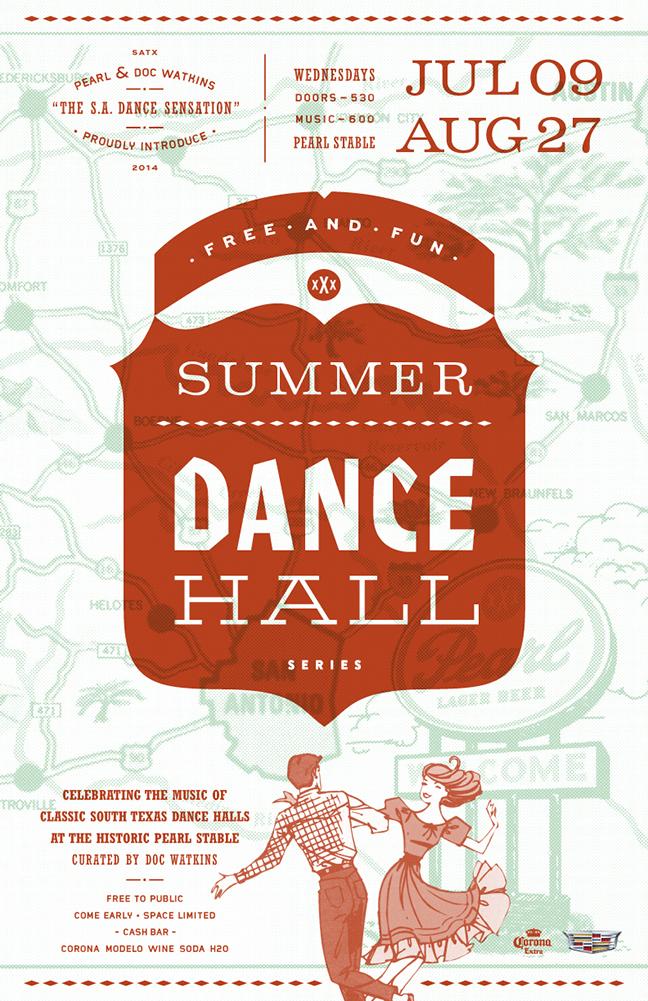 Summer Dance Hall Series
