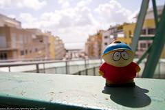 Eric Cartman takes a walk