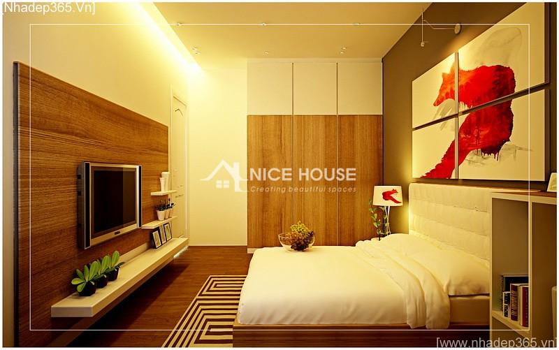 Thiết kế nội thất chung cư Linh Đàm - Chị Giang_09