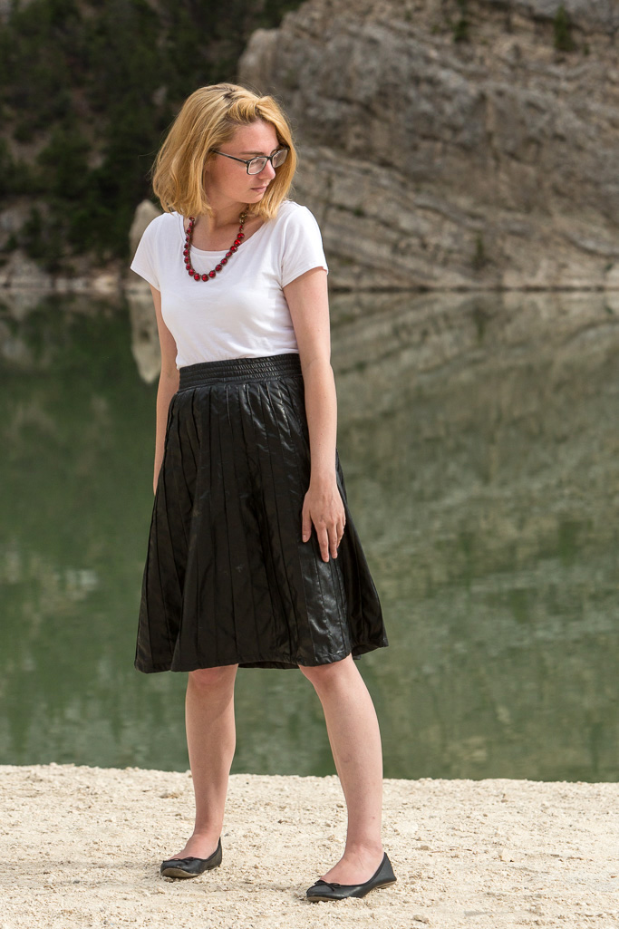 Reflection, wyoming, white t shirt, popbasic, never fully dressed, withoutastyle, rubies,