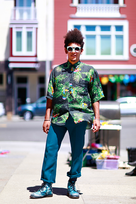 leaf street style, street fashion, men, San Francisco, Quick Shots, 21st Street