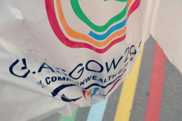 Glasgow 2014 bag