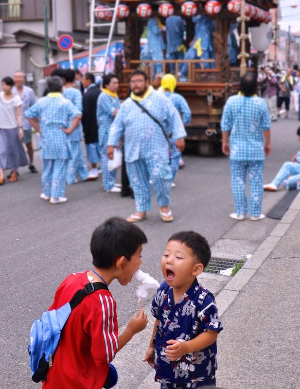 鎌倉小動神社例大祭