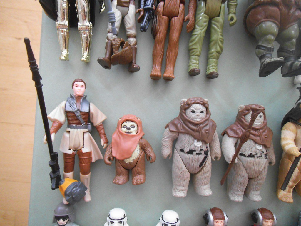 Star Wars childhood collection for sale (5)
