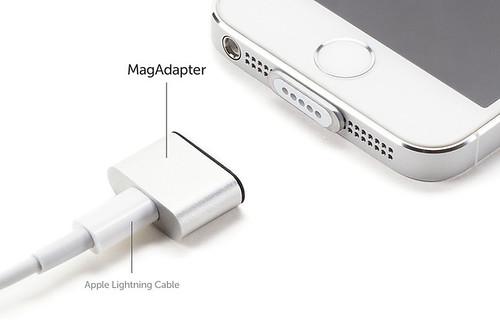 iPhone用Magsafeを開発するプロジェクトCabinに出資してみた