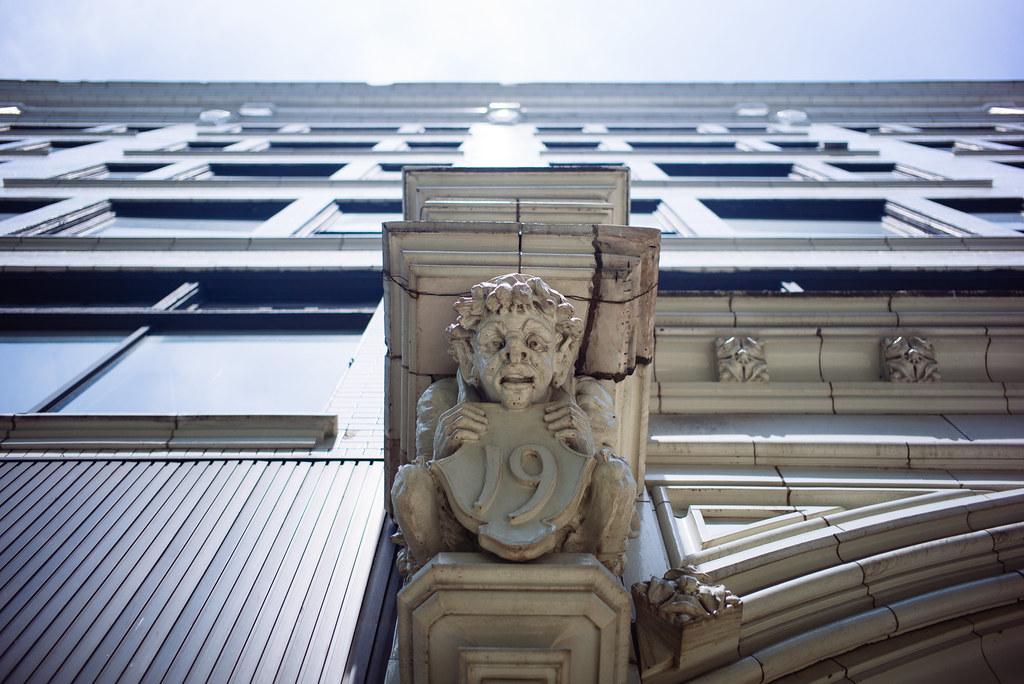 Posner Building Milwaukee Wisconsin