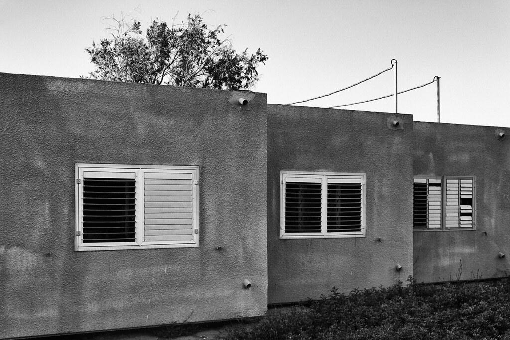 אדריכלות בבאר שבע. צילום: אלי סינגלובסקי