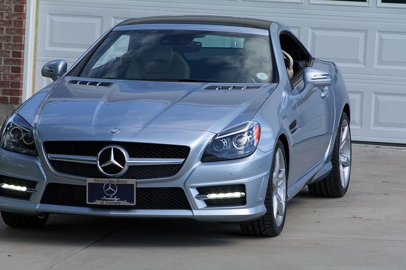 Mercedes benz slk forum front license plate bracket us for Mercedes benz license plates