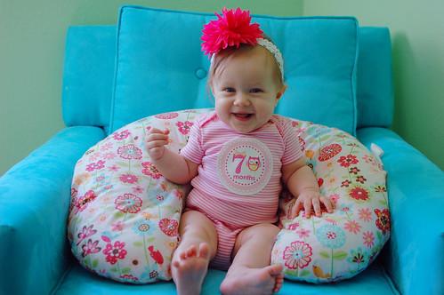Bianca 7 months 009
