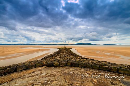 seascape wales island carmarthenshire westwales harbour burryport porthtywyn burryholms burryportharbour ynysianwol