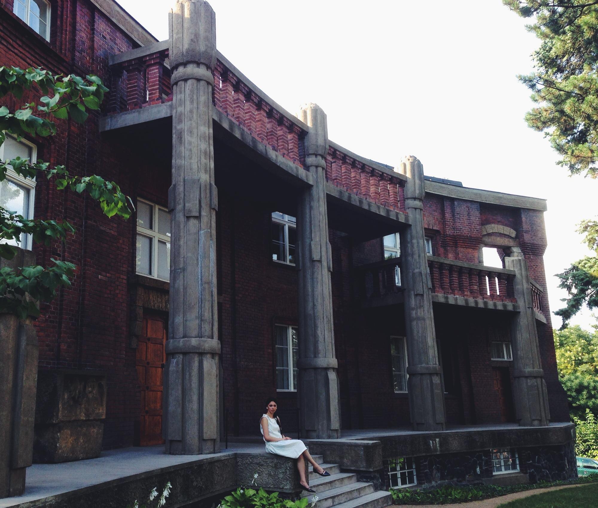 Grand Villa By Wood Mode: Praha Visita Della Città