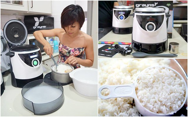garyns rice cooker review - rebecca saw
