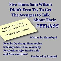 Five Times Sam Wilson
