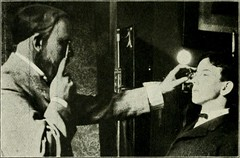 """Image from page 95 of """"The commoner diseases of the eye : how to detect and how to treat them"""" (1904)"""