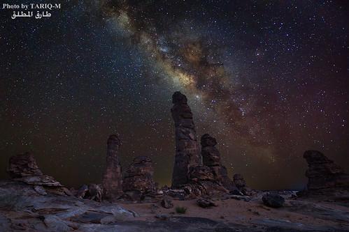 sunset mountains art silhouette rock sunrise landscape star sand desert ripple dunes wave camel galaxy riyadh saudiarabia hdr milkyway canonef1635mmf28liiusm startrils canoneos5dmarkiii tariqm tariqalmutlaq kingofdesert 100606169424624226321poststariqm1 tariqm1