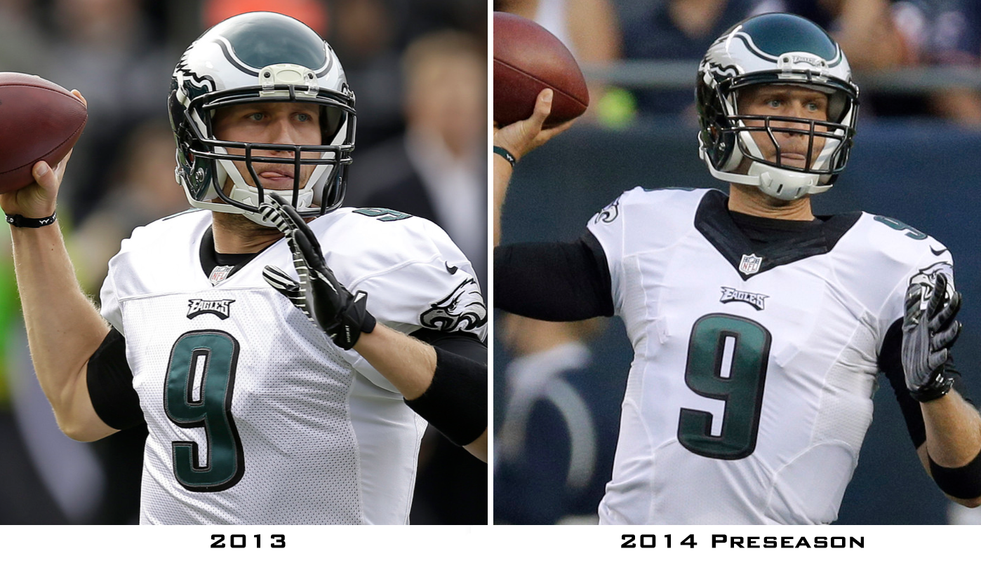 99ce2d4759a Philadelphia Eagles find it's not easy being green -- Uni Watch