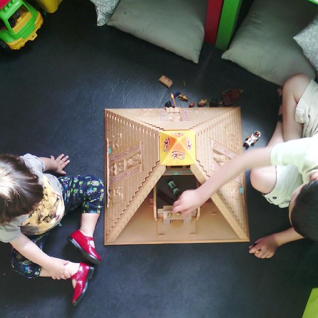 Comment ça mes enfants sont pourris gâter ! #playmobil #chinermeperdra #noelcesttouslesjoursici