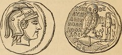"""Image from page 666 of """"The illustrated companion to the Latin dictionary and Greek lexicon; forming a glossary of all the words representing visible objects connected with the arts, manufactures, and every-day life of the Greeks and Romans, with represen"""