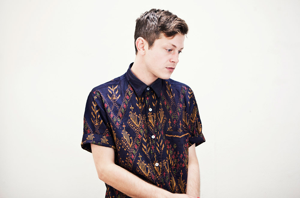 Behind The Scenes With Perfume Genius At Chats Palace