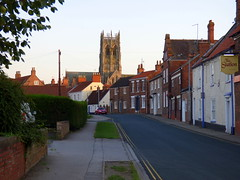 Souttergate looking towards St Augustine's Church