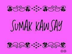 Buzzword Bingo: Sumak Kawsay