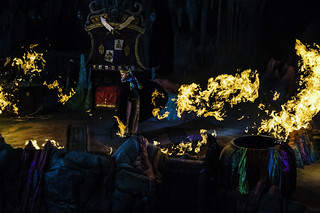 Image of Sindbad Show after using Topaz Clarity