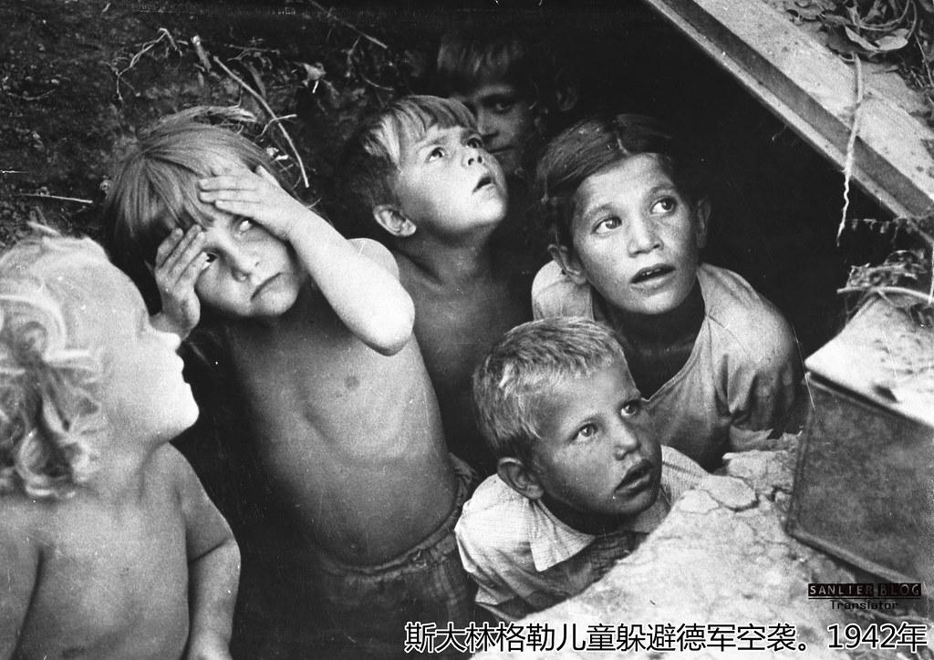 伟大卫国战争中的儿童82