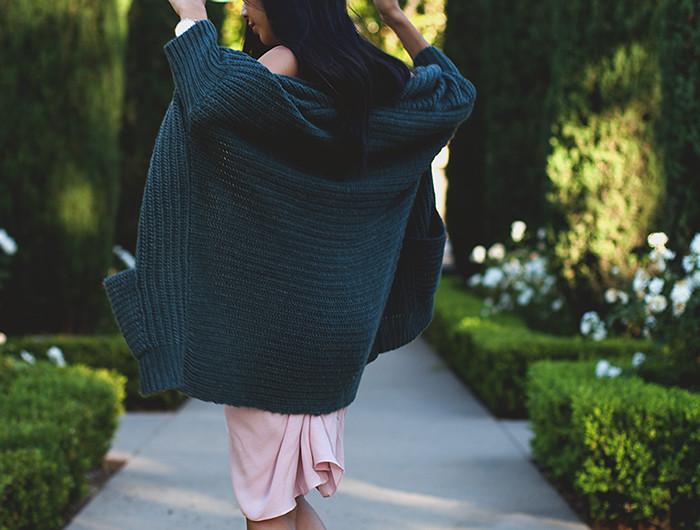 Stephanie Liu of Honey & Silk wearing LAST NIGHT, Left On Houston, and Chinese Laundry