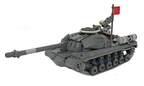 Panzer AX3 front