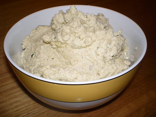 Artichoke-Sunflower Spread