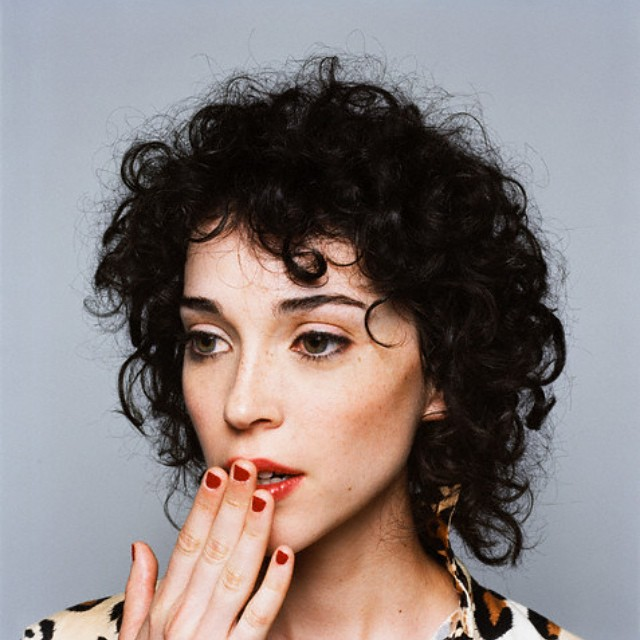 Annie Clark/St. Vincent #WomanCrushWednesday #wcw #CraigsCrushes
