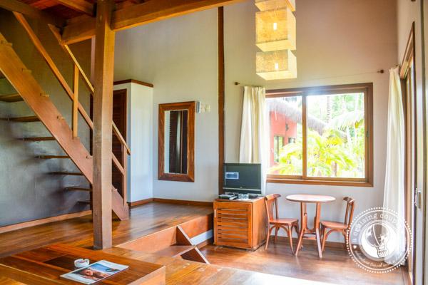 Living Room Vila dos Orixas