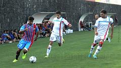 Primavera TIM Cup, Catania-Avellino oggi alle 11
