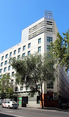 Hotel Husa Paseo del Arte | Hotel em Madri