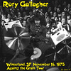 Rory Gallagher - 1975/ USA Tour